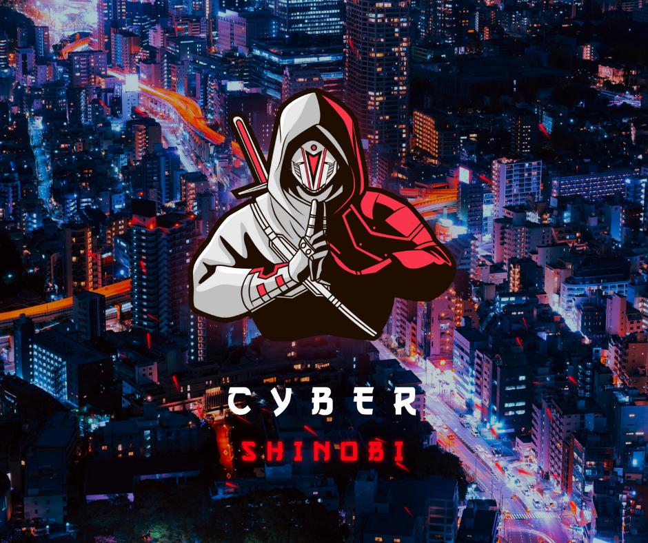 Cyber Shinobi Featured Logo