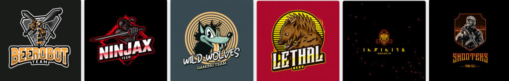 Professional Logo Designs from LivionGames