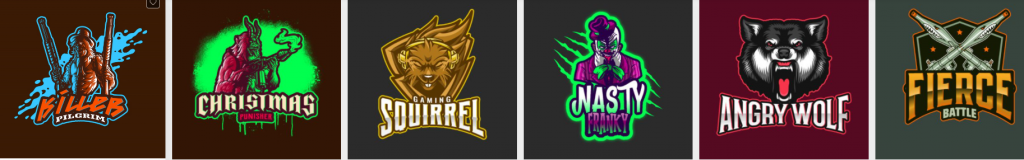 Professional Logos from LivionGames