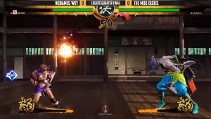 Samurai Shodown Esports Tournament WNF – Top8