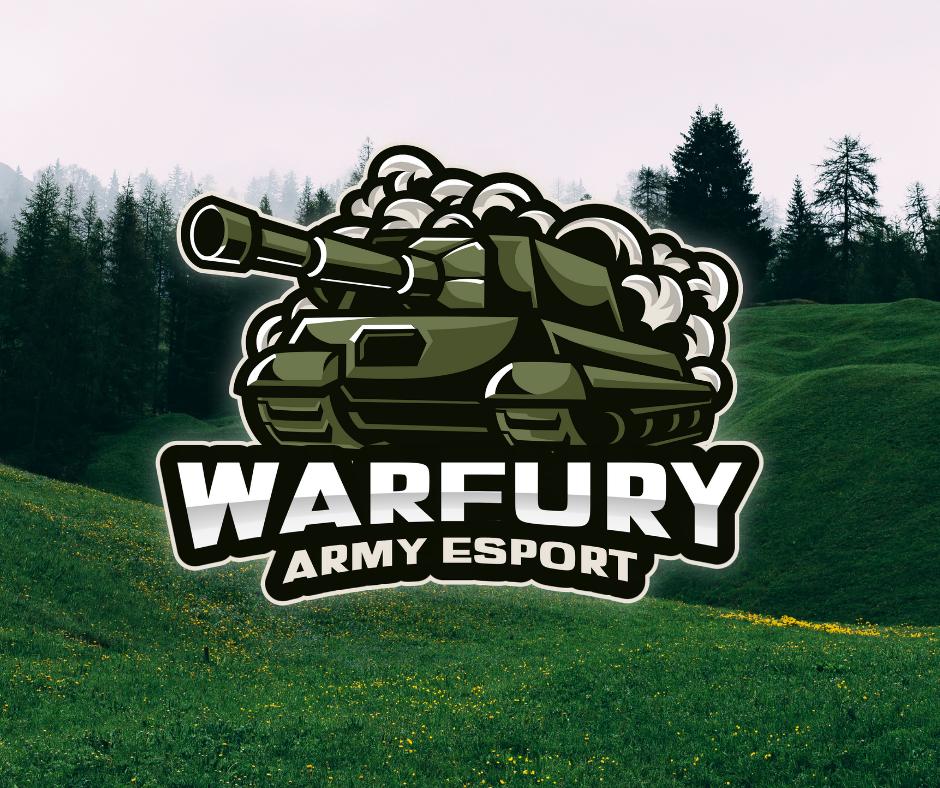 WarFury Esports Featured Logo