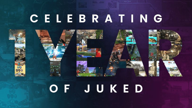 Happy Birthday to Juked – The Future of Esports Interaction.