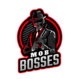 Esports Logo Mob Bosses – Featured Design