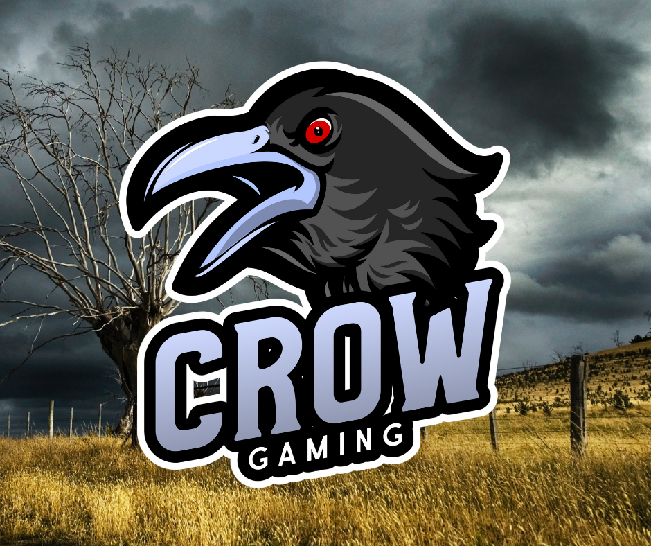 Crow Gaming Bonus Design