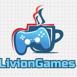 DIY Logo for Esports at LivionGames