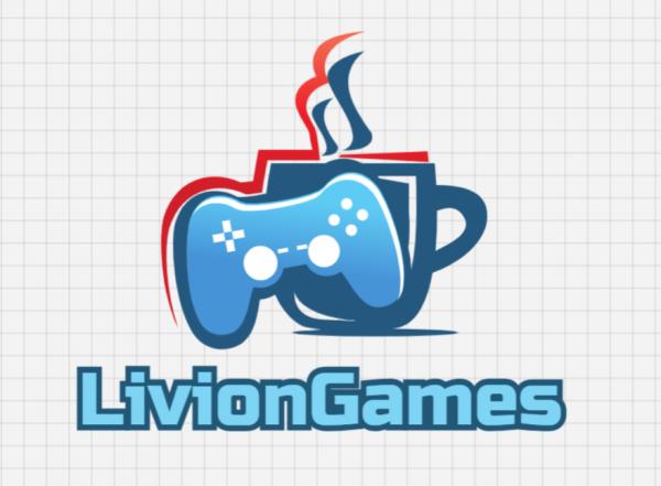 DIY Logo for Esports at LivionGames